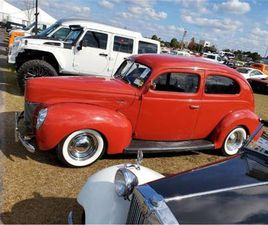FOR SALE: 1940 FORD STREET ROD IN CADILLAC, MICHIGAN