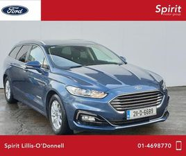 FORD MONDEO HEV TITANIUM ESTATE 2.0 187PS AUTO FOR SALE IN DUBLIN FOR €31,900 ON DONEDEAL