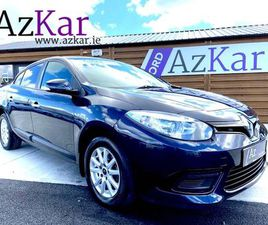 RENAULT FLUENCE ESPRESSION 1.5 DCI 90 4DR €39 P/W FOR SALE IN WATERFORD FOR €7,995 ON DONE