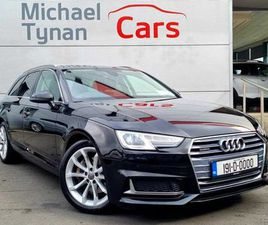 AUDI A4, 2019, 40 AVANT, QUATTRO, S TRONIC, FOR SALE IN DUBLIN FOR €35,444 ON DONEDEAL