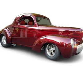 FOR SALE: 1941 WILLYS COUPE IN LAKE HIAWATHA, NEW JERSEY