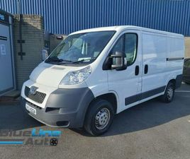 PEUGEOT BOXER, 2014 FOR SALE IN DUBLIN FOR €8,950 ON DONEDEAL