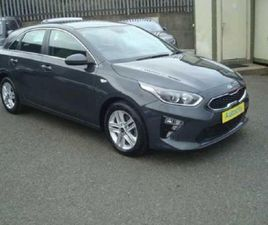 KIA CEED 1.0 T-GDI 118BHP 6-SPEED MANUAL ISG AIRC FOR SALE IN DUBLIN FOR €17,950 ON DONEDE