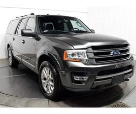 USED 2015 FORD EXPEDITION MAX LIMITED 4X4 CUIR TOIT GPS