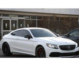 AMG C 63 S COUPE RWD