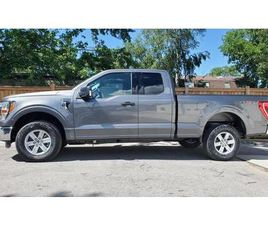 USED 2021 FORD F-150 XLT