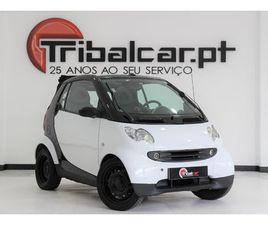 SMART FORTWO CDI CABRIO A GASÓLEO NA AUTO COMPRA E VENDA