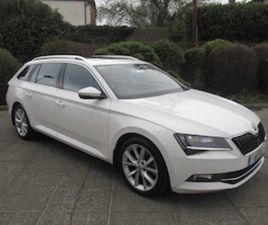 2018 SKODA SUPERB 2.0 TDI STYLE COMBI 190 BHP FOR SALE IN DUBLIN FOR €25250 ON DONEDEAL