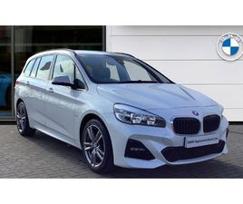BMW 2 SERIES GRAN TOURER 216D M SPORT GRAN TOURER 1.5 5DR