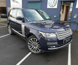 VOGUE SE TDV6// PANORAMIC ROOF// LOW MILEAGE// FULL SERVICE HISTORY//