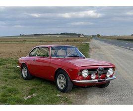1970 ALFA ROMEO GIULIA - 1300 GT SCALINO