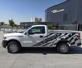FORD F150 T/A 6CIL MODELO 2014