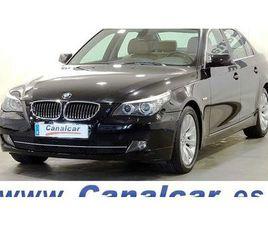 BMW SERIE 5 I 190CV BERLINA MEDIANA O GRANDE DE SEGUNDA MANO EN MADRID   AUTOCASION