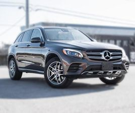 USED 2018 MERCEDES-BENZ GL-CLASS GLC 300 |AMG | NAV |PANOROOF | 360 CAM | LOADED
