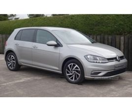 USED 2019 VOLKSWAGEN GOLF MATCH TDI S-A HATCHBACK 31,429 MILES IN SILVER FOR SALE | CARSIT