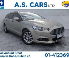 FORD MONDEO ESTATE ZETEC 1 OWNER IRISH CAR FULL H FOR SALE IN DUBLIN FOR €11,995 ON DONEDE