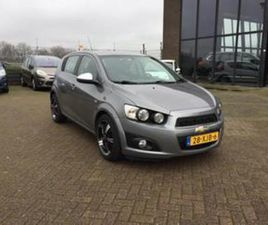 CHEVROLET AVEO 1.3D LT DIESEL. 95PK. 5DRS, CRUISE CONTROL, AIRCONDITIONING, PDC, BLUETOOTH