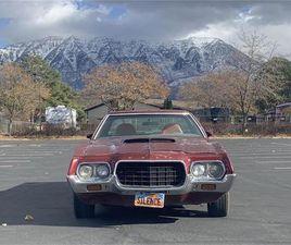 FOR SALE: 1972 FORD RANCHERO IN CADILLAC, MICHIGAN