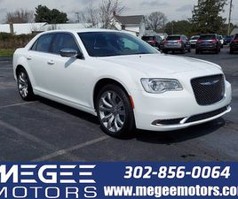 BRAND NEW WHITE COLOR 2021 CHRYSLER 300 TOURING FOR SALE IN GEORGETOWN, DE 19947. VIN IS 2
