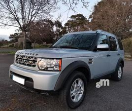 LAND-ROVER DISCOVERY 4 2.7 TDV6 S COMMANDSHIFT