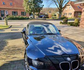 BMW Z3 ROADSTER 1.9I, 8-FACH BEREIFT