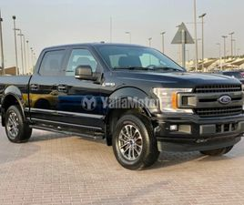 USED FORD F-150 2018