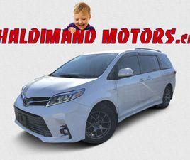 2018 TOYOTA SIENNA LIMITED AWD   CARS & TRUCKS   HAMILTON   KIJIJI