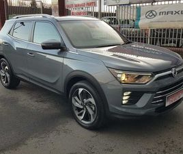 SSANGYONG KORANDO ELX ULTIMATE FOR SALE IN DUBLIN FOR €36,499 ON DONEDEAL