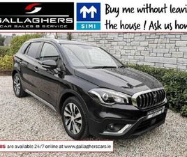 SUZUKI SX4 S-CROSS (172) 1.0 BOOSTERJET SZ-T AUTO FOR SALE IN DONEGAL FOR €17,950 ON DONED