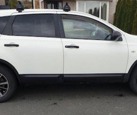 2012 NISSAN QASHQAI +2 FOR SALE IN WICKLOW FOR €7650 ON DONEDEAL
