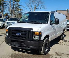 USED 2012 FORD ECONOLINE EXT