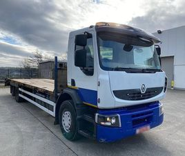 2013 RENAULT PREMIUM 6X2 BEAVERTAIL PLANT LORRY FOR SALE IN TYRONE FOR £15,000 ON DONEDEAL