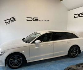 AUDI A6 SLINE ULTRA 2.0TDI FULL SPEC FOR SALE IN LIMERICK FOR €27,900 ON DONEDEAL