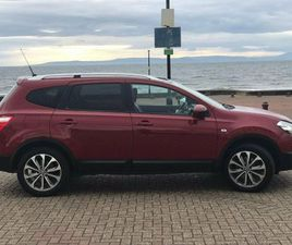 !! LIMITED EDITION MODEL - NISSAN QASHQAI + 2 - 1.6 DCI TEKNA / START STOP - 7 SEATER - DI