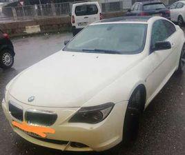 BMW 635 SERIE 6 E63 COUPÉ DIESEL COUPÉ