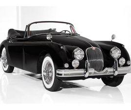 FOR SALE: 1959 JAGUAR XK150 IN DES MOINES, IOWA