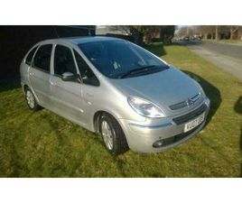 2007 CITROEN XSARA PICASSO 2.0I 16V 137HP AUTO EXCLUSIVE 3 FORMER KEEPERS 87,000