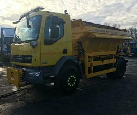 DAF TRUCKS LF 55.220 GRITTER ECON EQUIPMENT.....WE ARE OPEN AS USUAL