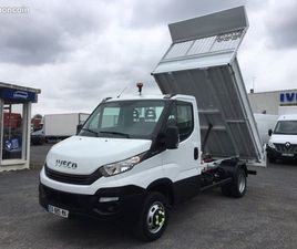 IVECO 35-140 / BENNE / 2018 / 57 004 KMS