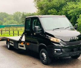 NEW IVECO DAILY CREW CAB 7T ALUMINIUM RECOVERY TRUCK CAR TRANSPORTER