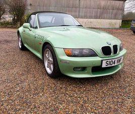 BMW Z3 2.8I WIDE BODY 1998 VERY RARE COLOUR - WALK AROUND VIDEO