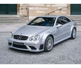 MERCEDES CLK 63 AMG *BLACK SERIES*