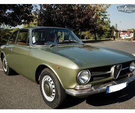 ALFA ROMEO GT 1300 JUNIOR - 1970
