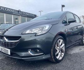2018 OPEL CORSA **SRI MODEL** FOR SALE IN DUBLIN FOR €11,999 ON DONEDEAL