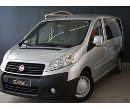 FIAT - SCUDO 2.0 MJT 130CV 10 STANDARD CORTO 56 N1
