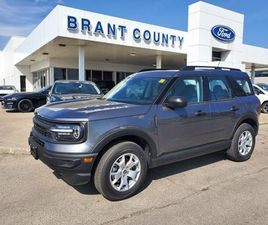 USED 2021 FORD BRONCO SPORT BASE