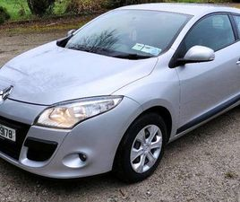 RENAULT MEGANE COUPE 2012 NCT 10/22 FOR SALE IN MONAGHAN FOR €3,300 ON DONEDEAL