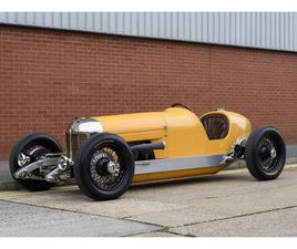 2016 MILLER RACING SPECIAL RE-CREATION 'THE CRAFTSMAN'