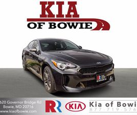 BRAND NEW GRAY COLOR 2021 KIA STINGER GT-LINE FOR SALE IN BOWIE, MD 20716. VIN IS KNAE15LA