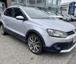 VOLKSWAGEN POLO POLO CROSS 1.2 TFSI AUTOMATIC FOR SALE IN DUBLIN FOR €10950 ON DONEDEAL